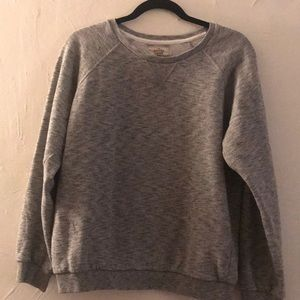 Marine Layer Sweaters - Marine Layer Crew neck Sweatshirt grey size medium